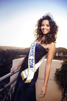 L'écharpe Miss France